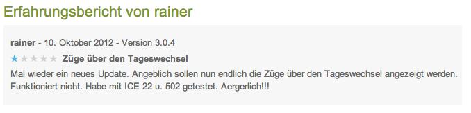 Kommentar von Rainer